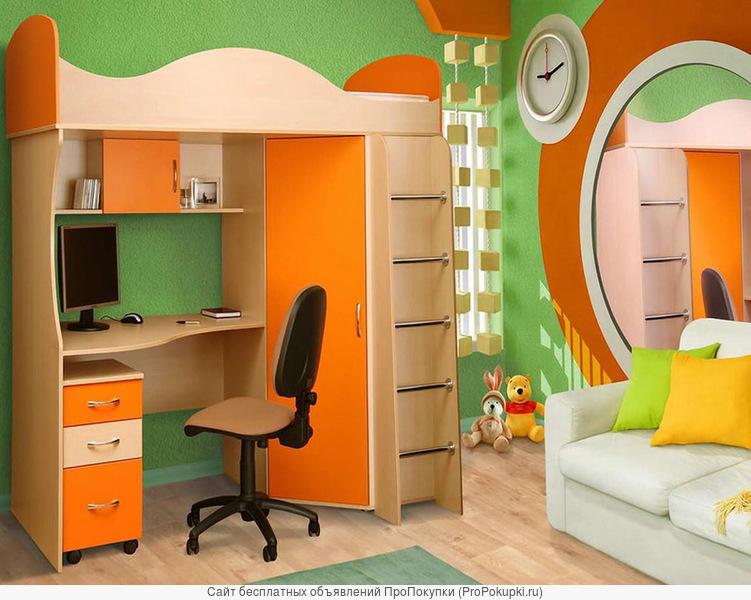 Мебель на заказ от производителя по индивидуальному проекту