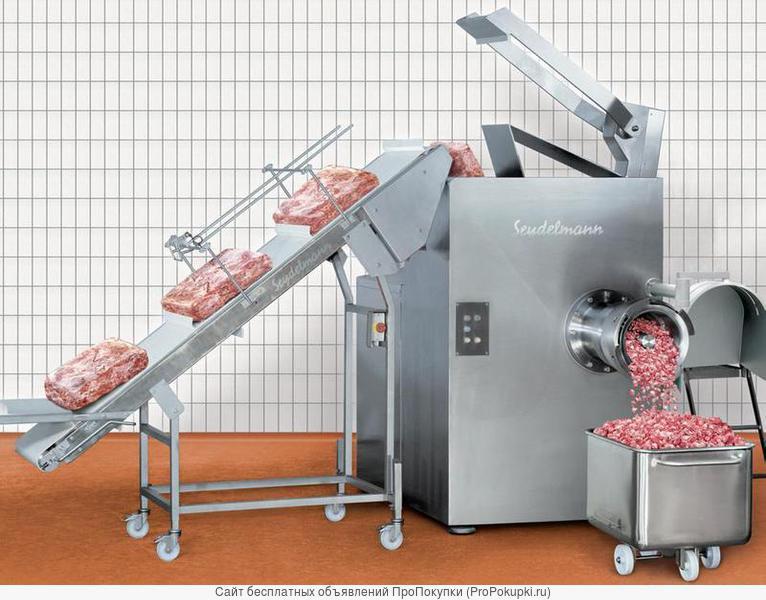 Колбасное и мясное оборудование б.у низкие цены