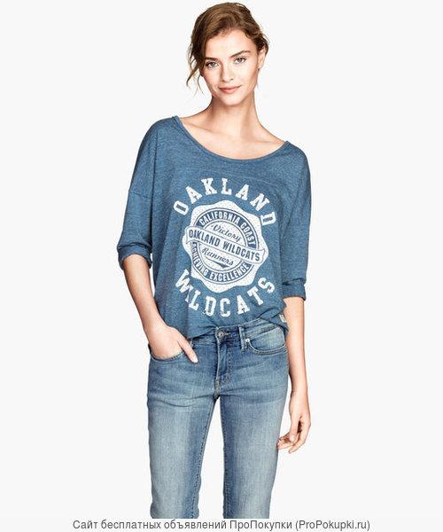 H&M Одежда из Европы оптом и в розницу
