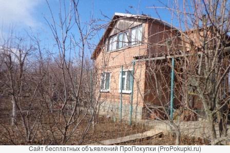 Дом 56 м² на участке 5.1 сотка снт Содружество / 10 линия