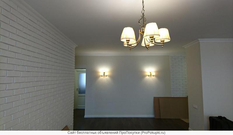 Качественный ремонт квартир, домов в Краснодаре