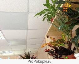 Пленочные потолочные обогреватели ФлексиХИТ- экономное тепло