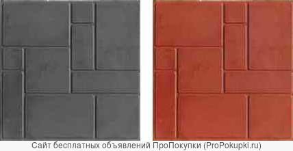 Продается плитка тротуарная полимерпесчаная 330х330х35