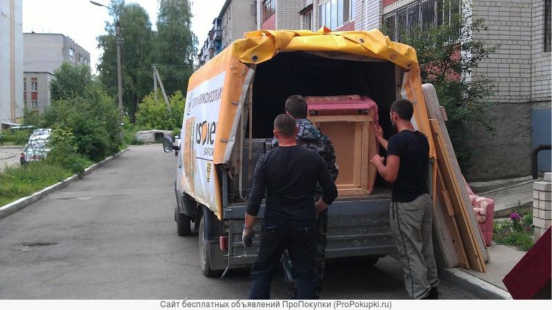 Квартирные переезды профессионально в Смоленске и области
