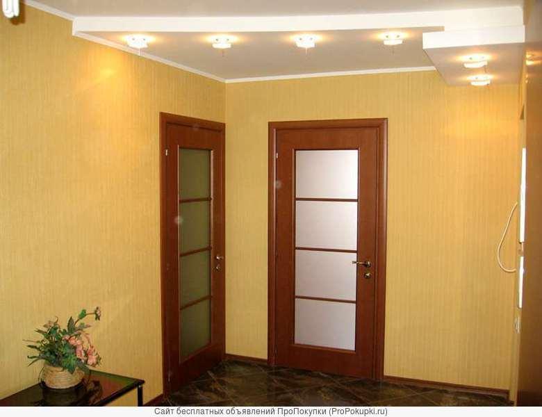 Установка,монтаж межкомнатных дверей в Екатеринбурге