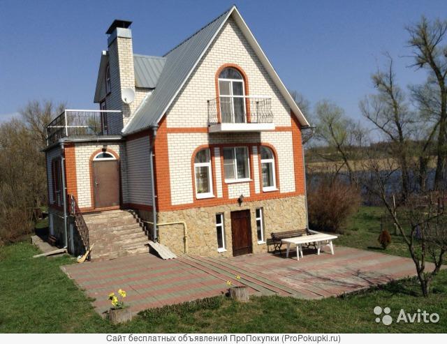 Дом в Белгородской обл. с. Береговое - на берегу озера