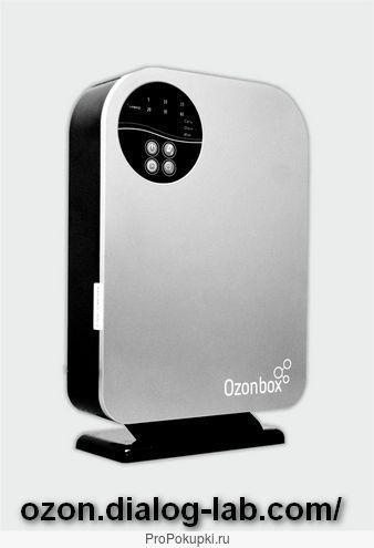 озонатор-ионизатор Ozonbox AW700 от производителя