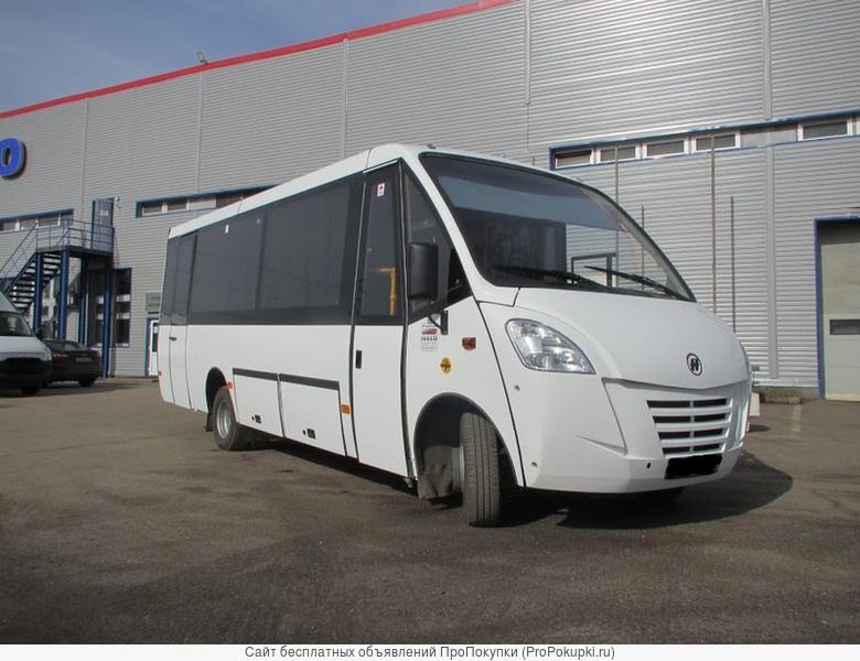 Новый автобус неман 420224-11