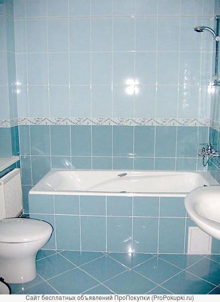 Ванны, туалеты