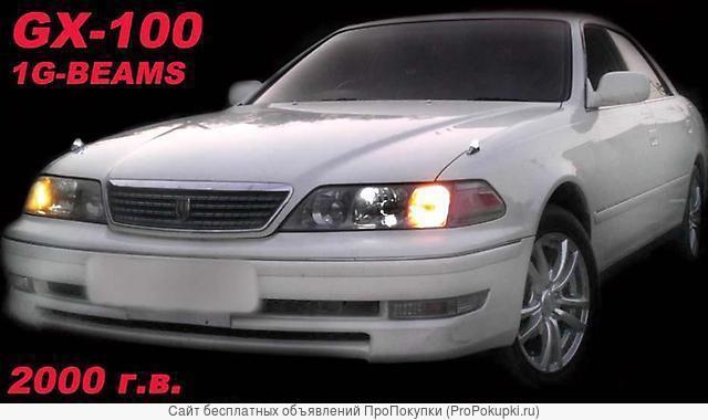 MARK 2, X 100, 1997-2000 г. в., 2/4WD, АКПП ##X100, 1GFE