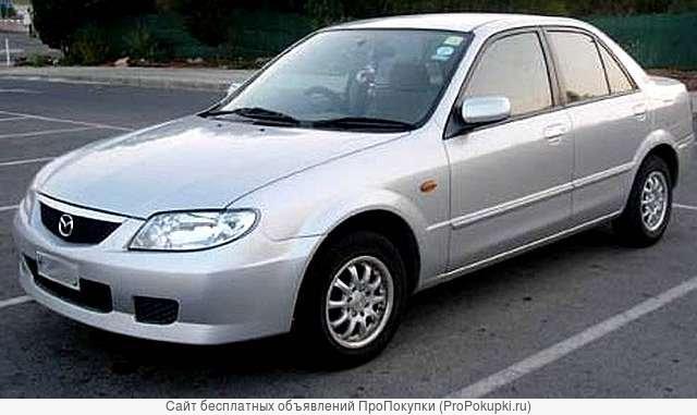 Mazda Familia, BJ5P, 2001г. в., ZL (1,5л), 2/4 WD, АКПП ZLDE