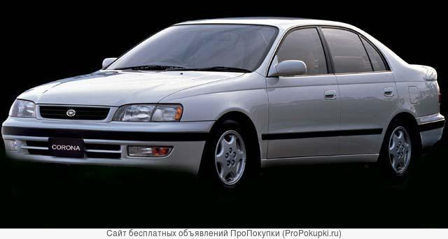 Toyota Corona , #T190, 1993-1995 г. в., 3S/4S/2C/4A, АКПП, 2WD 3SFE
