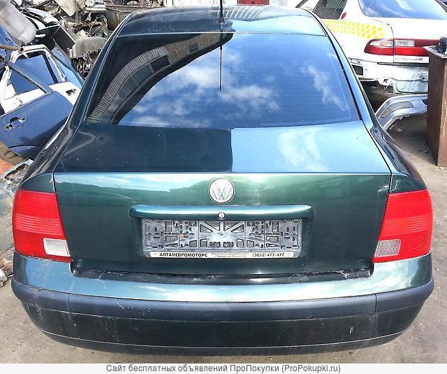 Volkswagen Passat, B-5, 98 г. в., AFN (Дизель, TDI, 1.9 Л) МКПП, Седан