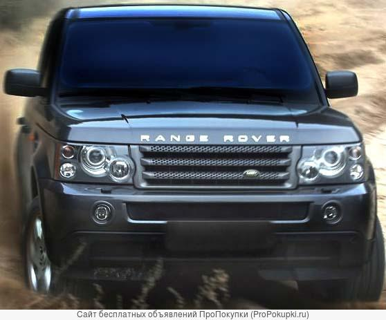 LAND Rover, Range Rover Sport SE, 2007 Г. В., V-8, 4.4Л, АКПП, 4WD