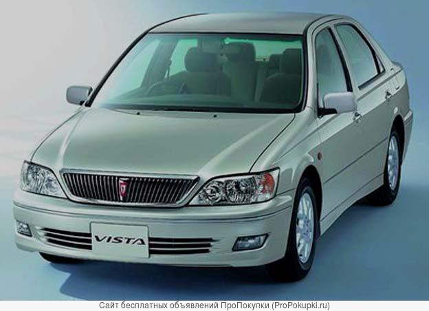 Vista, V 50, 1998-2002 г. в., 1ZZ/ 3s-fse, АКПП, 2WD, седан