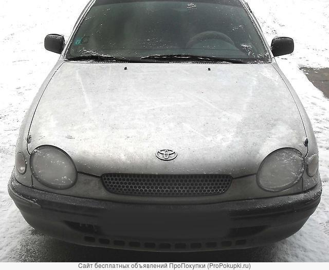 Corolla Wagon, (Carib 111), CE 110L, 1997 г. в., МКПП, 2C, ЛЕВ. РУЛЬ