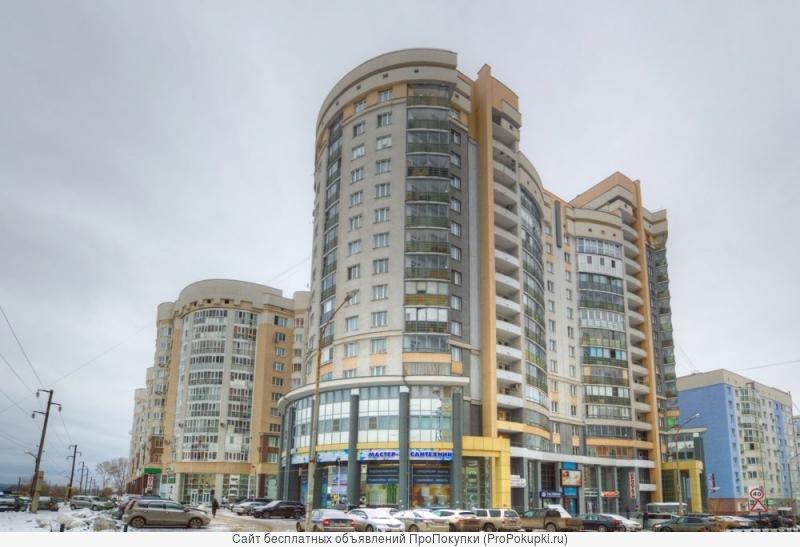 Сдается однокомнатная квартира на ВИЗе ЖК Правобережный