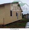 Строительство жилого каркасного дома 10,0х11,0м