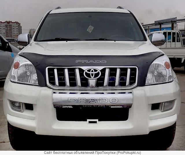 LAND Cruiser Prado, J120W, 2007 г. в., 2TR-FE, 4wd, АКПП, лев. Руль