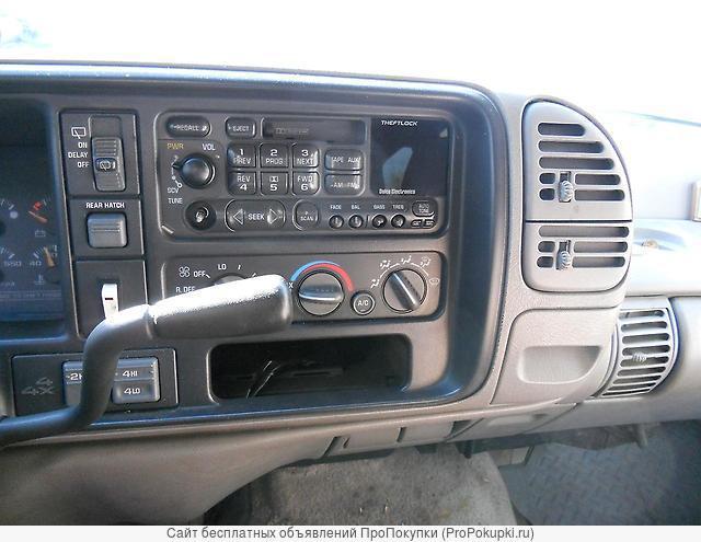 Продам по запчастям GMC-Yukon ( Двс- 5,7 литра-АКПП)