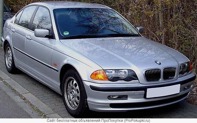BMW 318 i, E 46, 1999 г. в., M43B19 (OL, 118 Л. С), МКПП, Седан