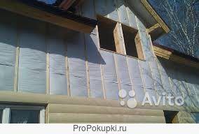 Утепление шумоизоляция домов и квартир Эковатой