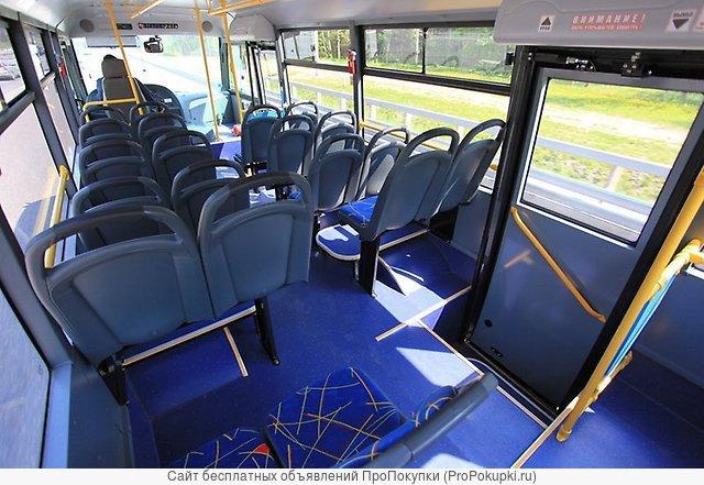 Автобус bravis городской