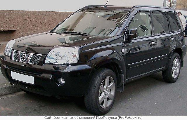 Nissan X-Trail, T 30, 2006 г. в., QR20DE, АКПП, 4WD, Левый РУЛЬ