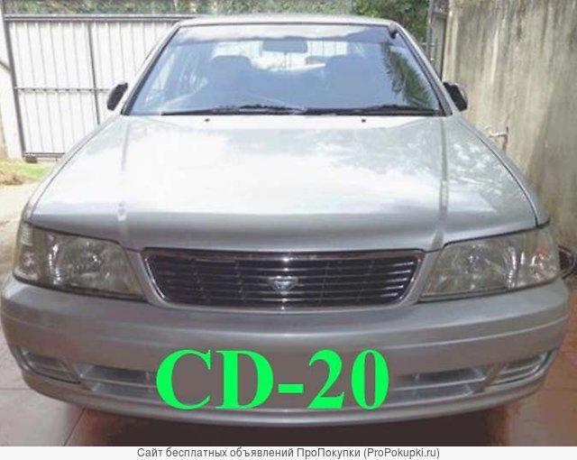 Bluebird, SU 14, 1997 Г. В., CD20, Дизель, АКПП, 2WD, Серебро