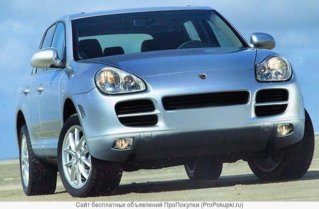 Porsche Cayenne 955, 9 PA, 2004 Г. В., M48.00, (4,5Л, НЕ Турбо), АКПП