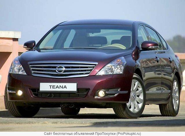 Nissan Teana 2, J32R, 2011 Г. В., VQ25DE, CVT (Вариатор), 2 WD