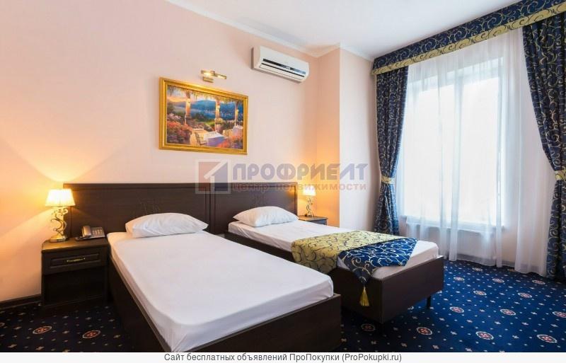 Продам гостиницу с высокой рентабельностью