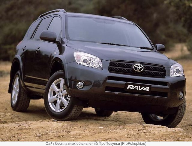 Toyota RAV 4, ACA30, 2007 Г. В., 1AZ-FE , АКПП, 4WD, Европа