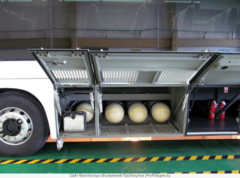 Автобус king long xmq6120c cng (метан)