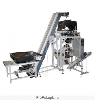 Оборудование для фасовки и упаковки риса