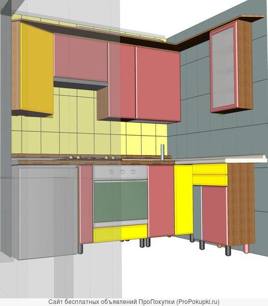 Лестницы, мебель, отделка. Массив любых пород