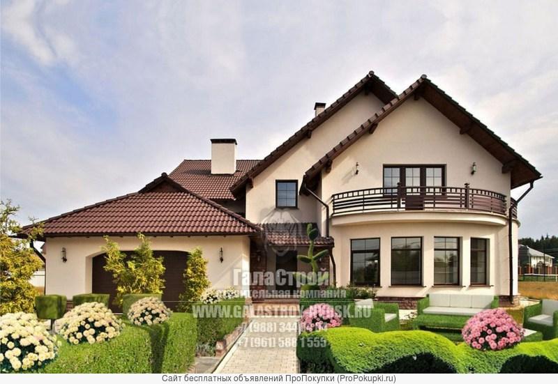 Мы построим дом Вашей мечты