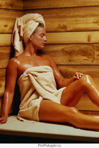 Почувствовать ледяную воду бассейна после горячей финской бани – ни с чем несравнимое..