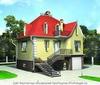 Дом с мансардой, площадь - 126 кв.м. в Москве