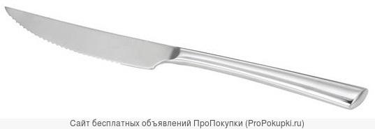 Нож для стейка europa из нержавеющей стали. Артикул: 16927