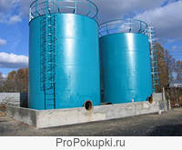 Резрвуары для воды