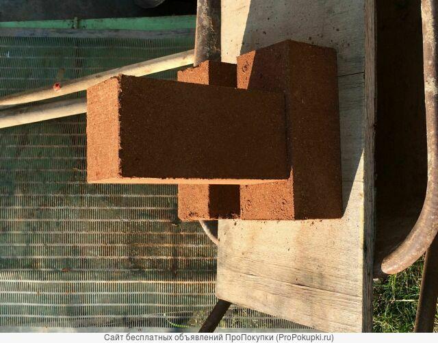 пресс ручной для производства кирпича в дом. условиях