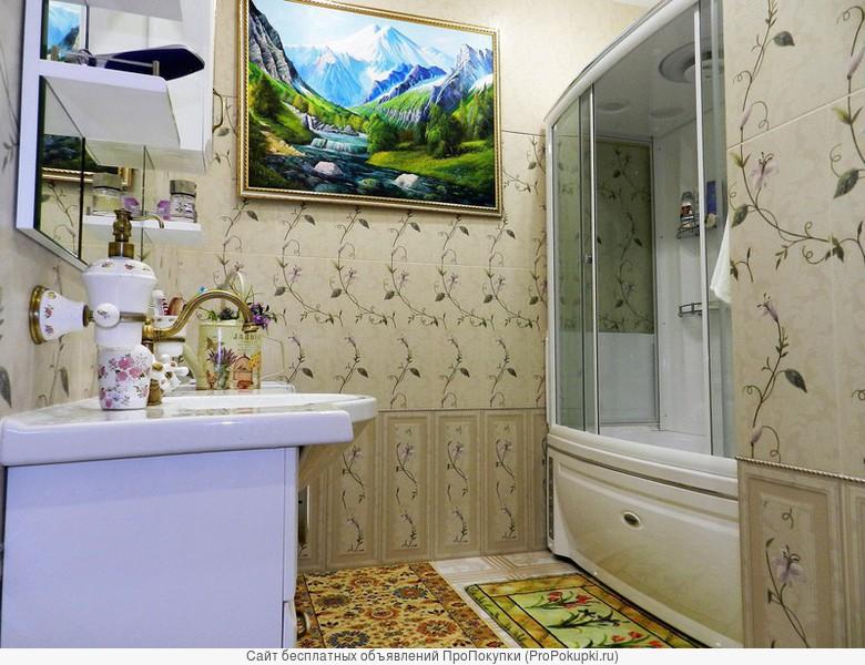 Элитная двухкомнатная квартира в Сочи