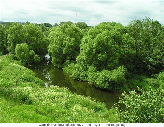 Участок земли в Талдомском районе на берегу реки Дубна