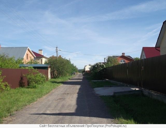 Участок для ПМЖ в деревне с газом. Север Подмосковья