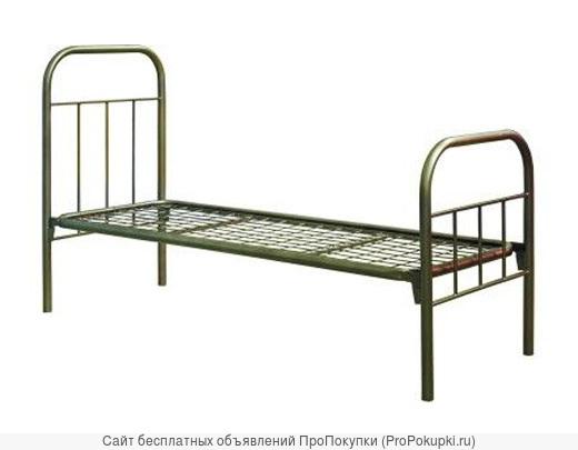 Кровати металлические для учебных заведений, кровати для пансионата, кровати для больницы