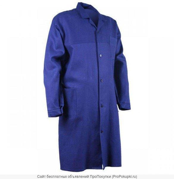 новые рабочие халаты