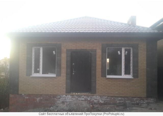 Дом Самшитовая / Атаманский