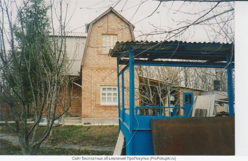 Дом 51 кв.м снт Содружество - Ростовское море