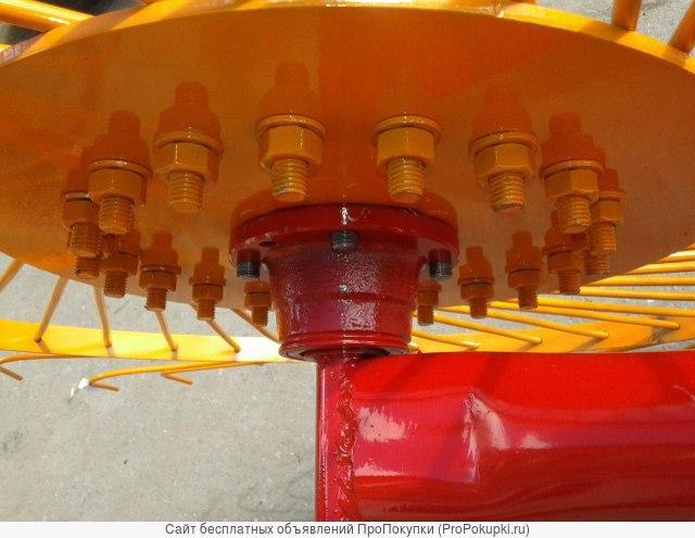 Грабли ворошилки валковые ГВВ ( 5 колес)
